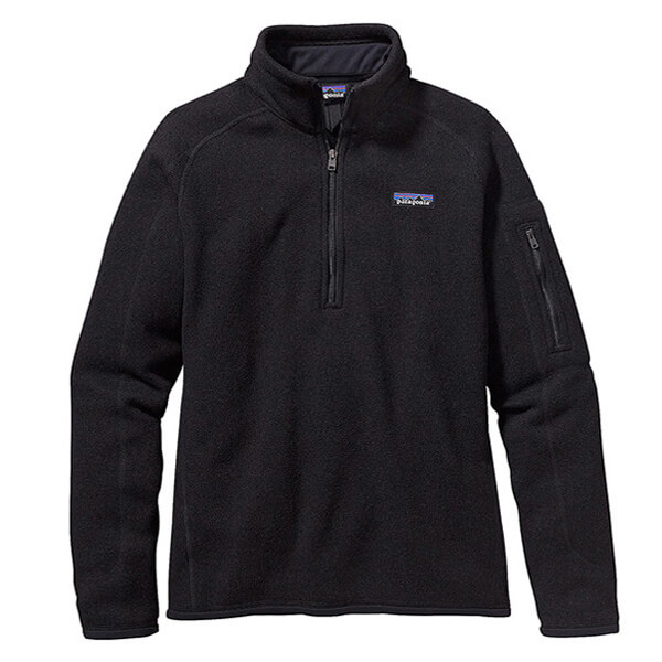 Patagonia Women's Spring Better Sweater 1/4 Zip