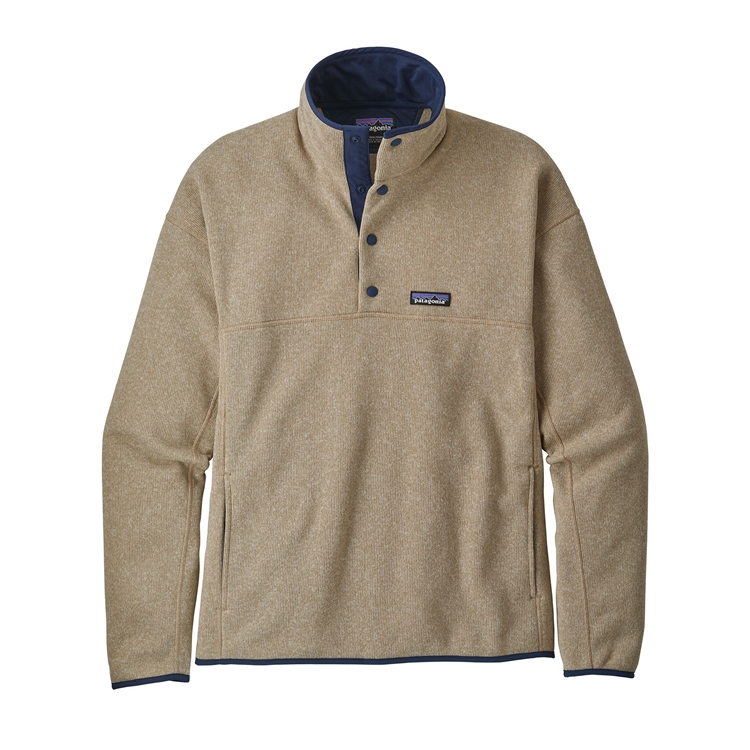 Patagonia Men's Lightweight Better Sweater Marsupial Pullover