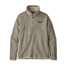 Patagonia Women's Better Sweater 1/4 Zip '20