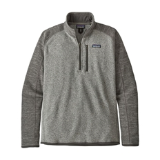 Patagonia Men's Better Sweater 1/4 Zip '20