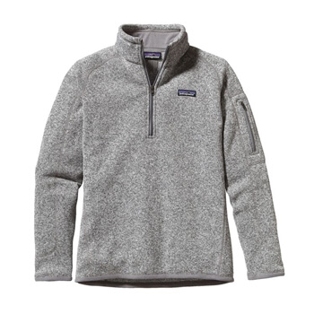 Patagonia Women's Better Sweater 1/4 Zip '19