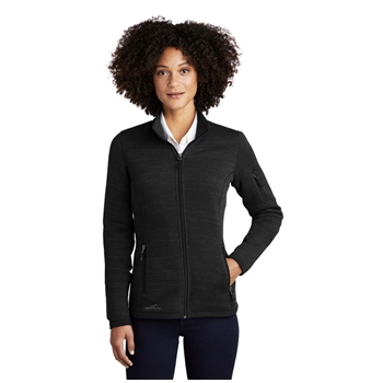 Eddie Bauer Ladies Sweater Fleece Full-Zip
