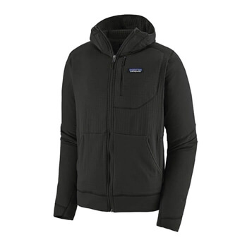 Patagonia Men's R1 Fleece Full-Zip Hoody